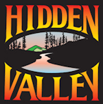 Hidden Valley Motel Logo